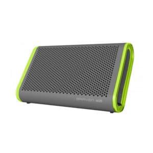 braven zilver groen speaker